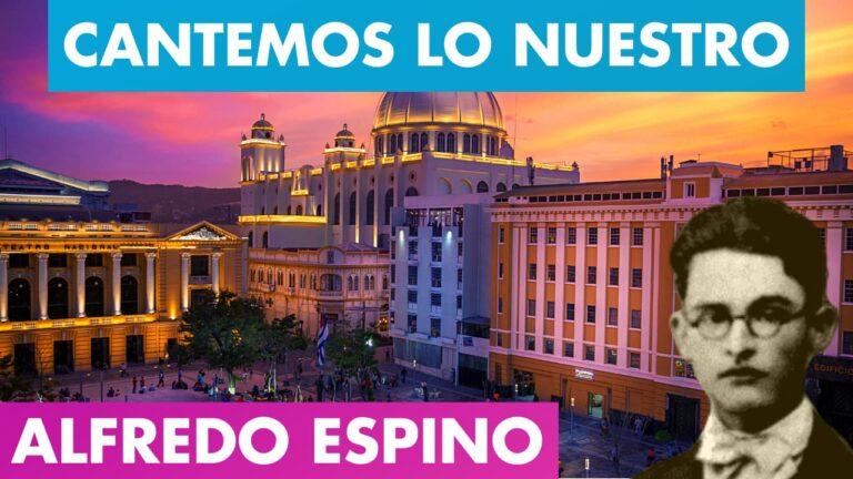 Lee más sobre el artículo CANTEMOS LO NUESTRO ALFREDO ESPINO 🌄🇸🇻 | Poema Cantemos Lo Nuestro de Alfredo Espino 🥰