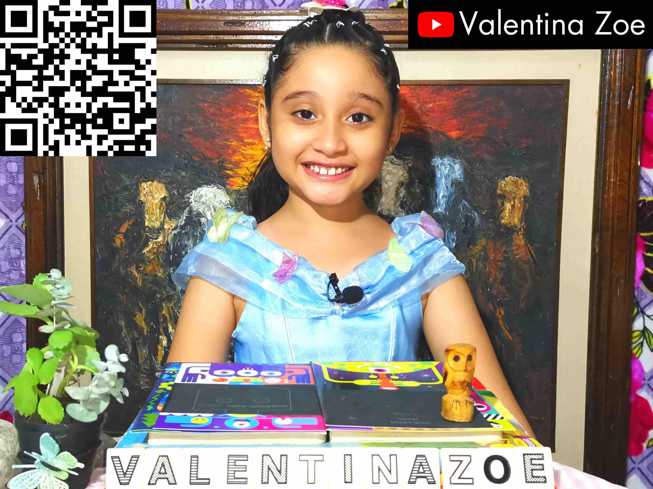 Valentina Zoe Invierno Alfredo Espino