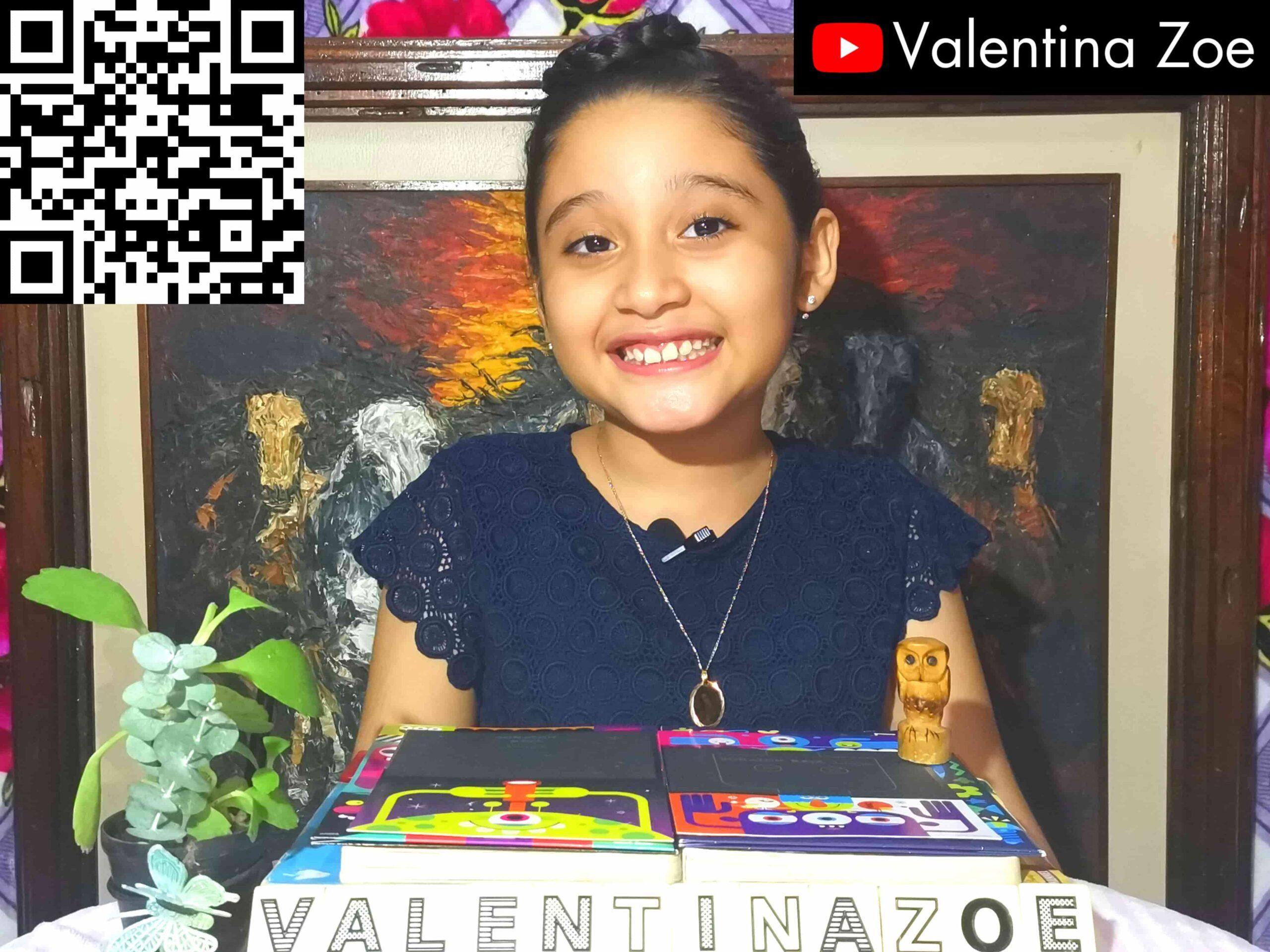 Valentina Zoe La Cruz Alfredo Espino